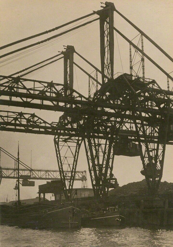 Pont roulant, Rotterdam (Bridge Crane, Rotterdam)