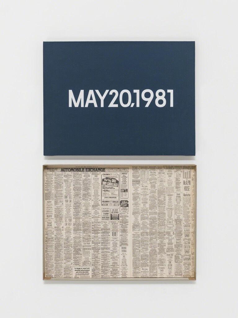 "MAY 20, 1981 ""Wednesday"""