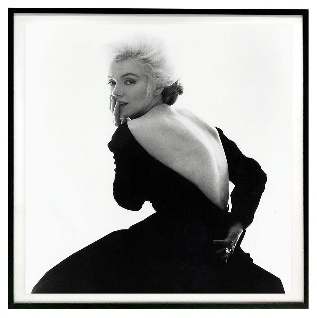 Marilyn Monroe – Dior Dress from The Last Sitting