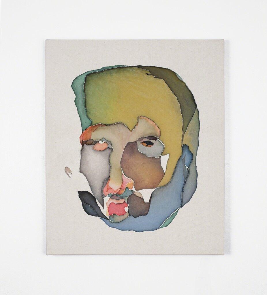 Blind Self Portrait 1