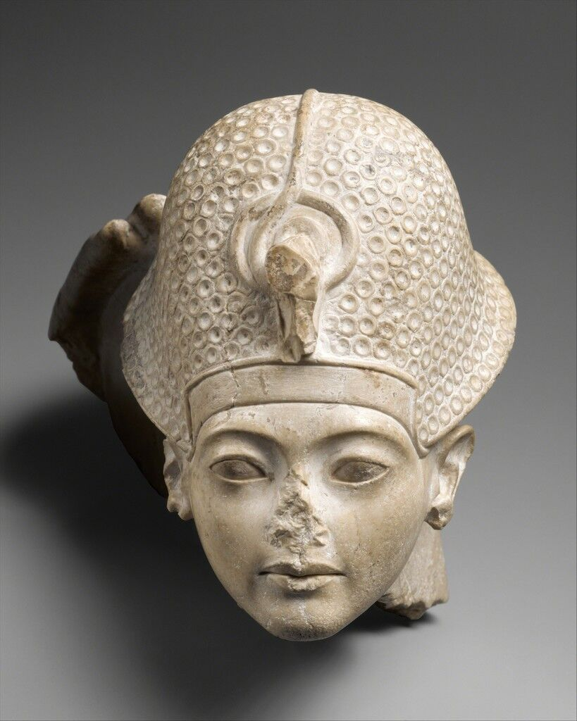 Jefe de Tutankamón