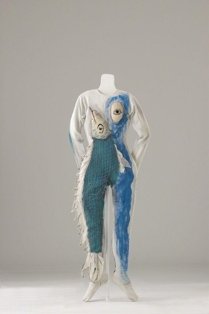 Costume for a Fish (Aleko Scene IV) (Costume pour un poisson [Aleko Scène IV])