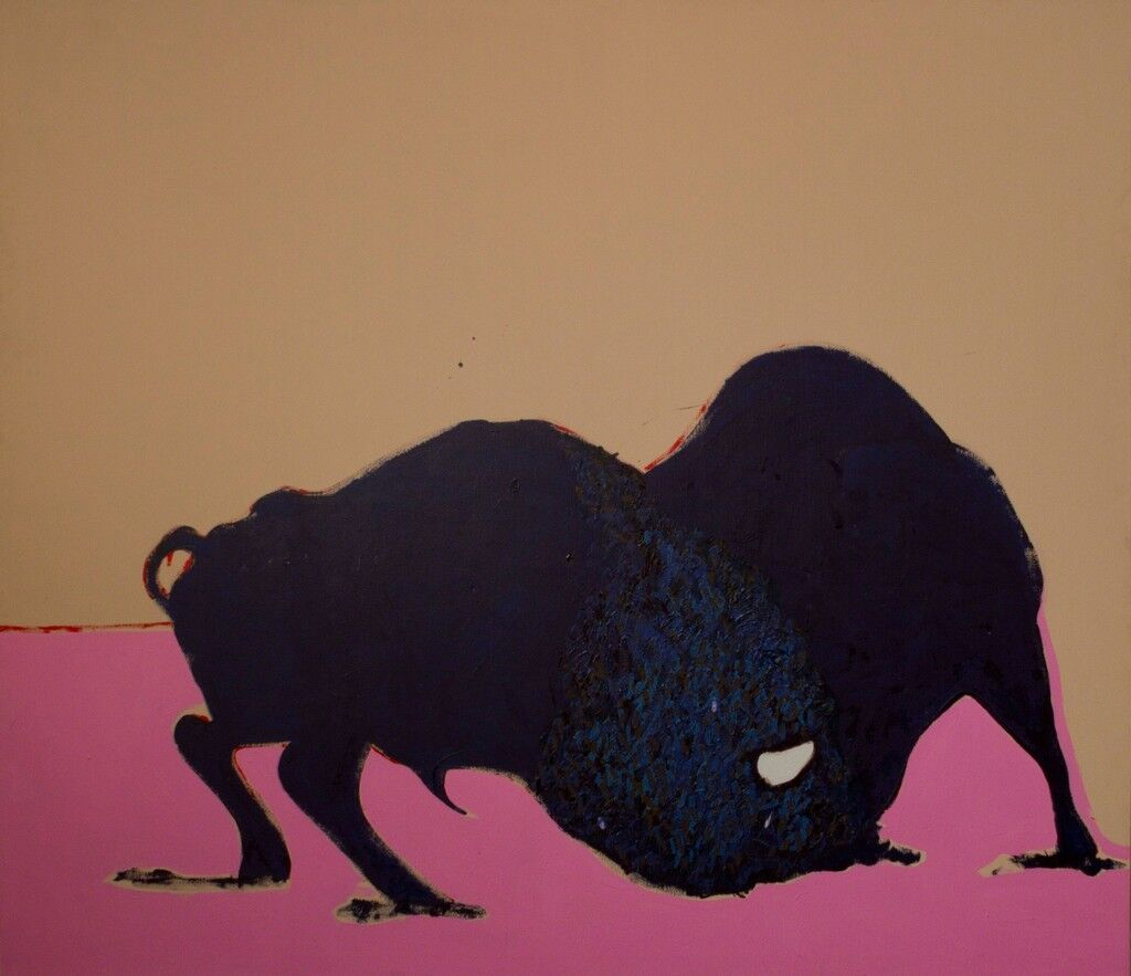 Fighthing Buffalo