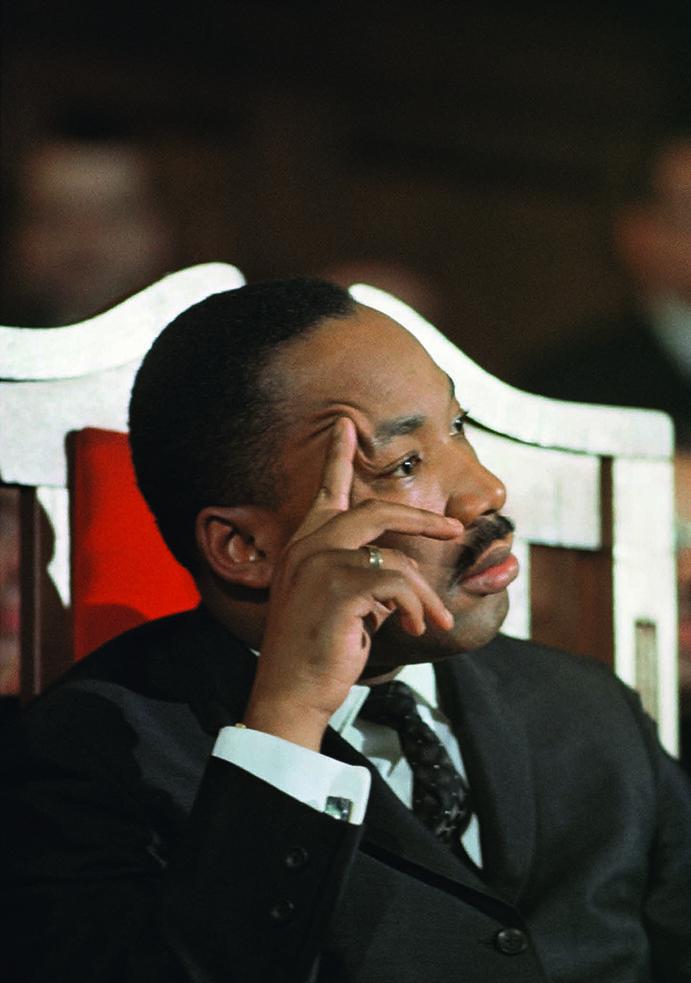 Dr. Martin Luther King Jr., Alabama