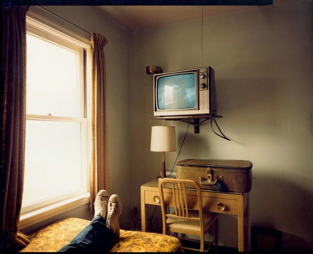 Room 125, West Bank Motel, Idaho Falls, Idaho, July 18, 1973