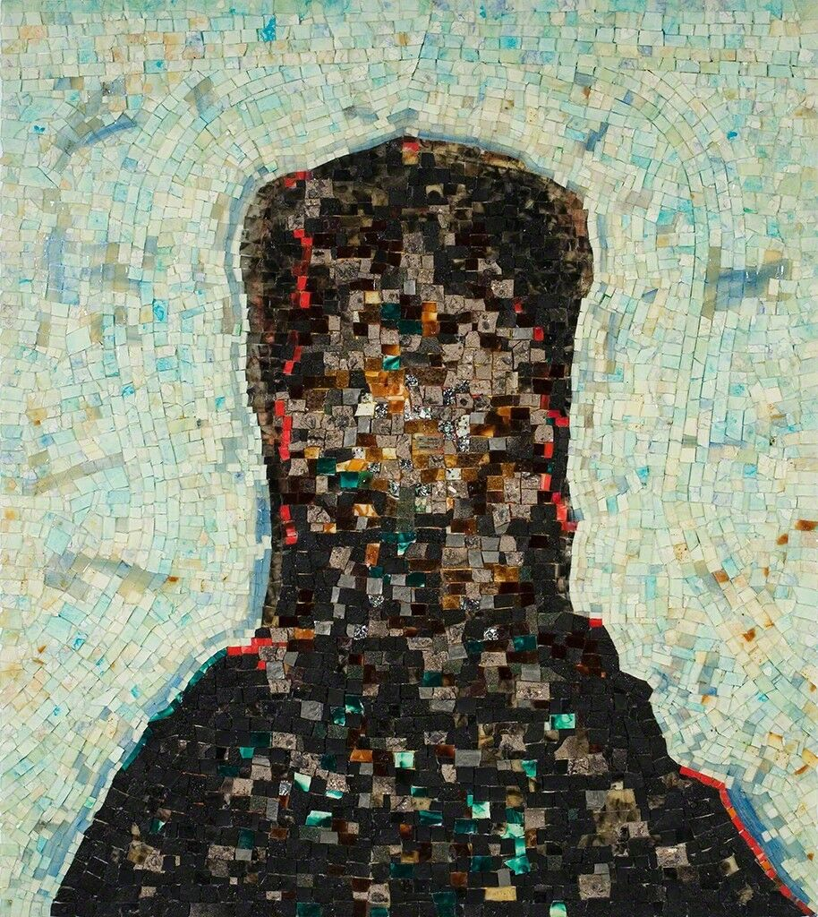Black Monolith, II: Homage To Ralph Ellison The Invisible Man