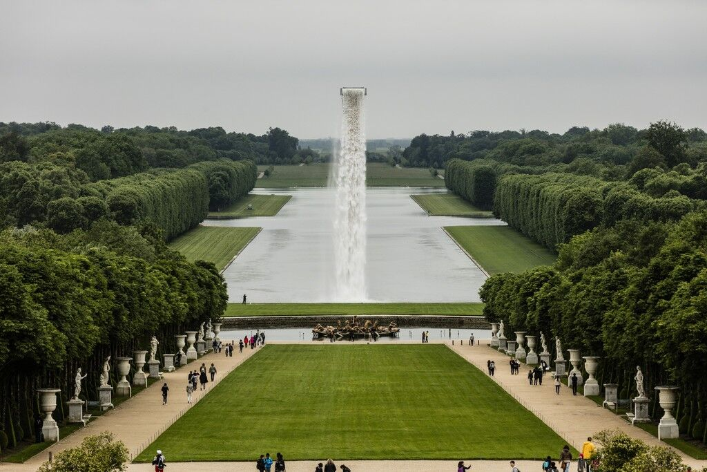 Olafur Eliasson's Spectacular Versailles Takeover Stands Up