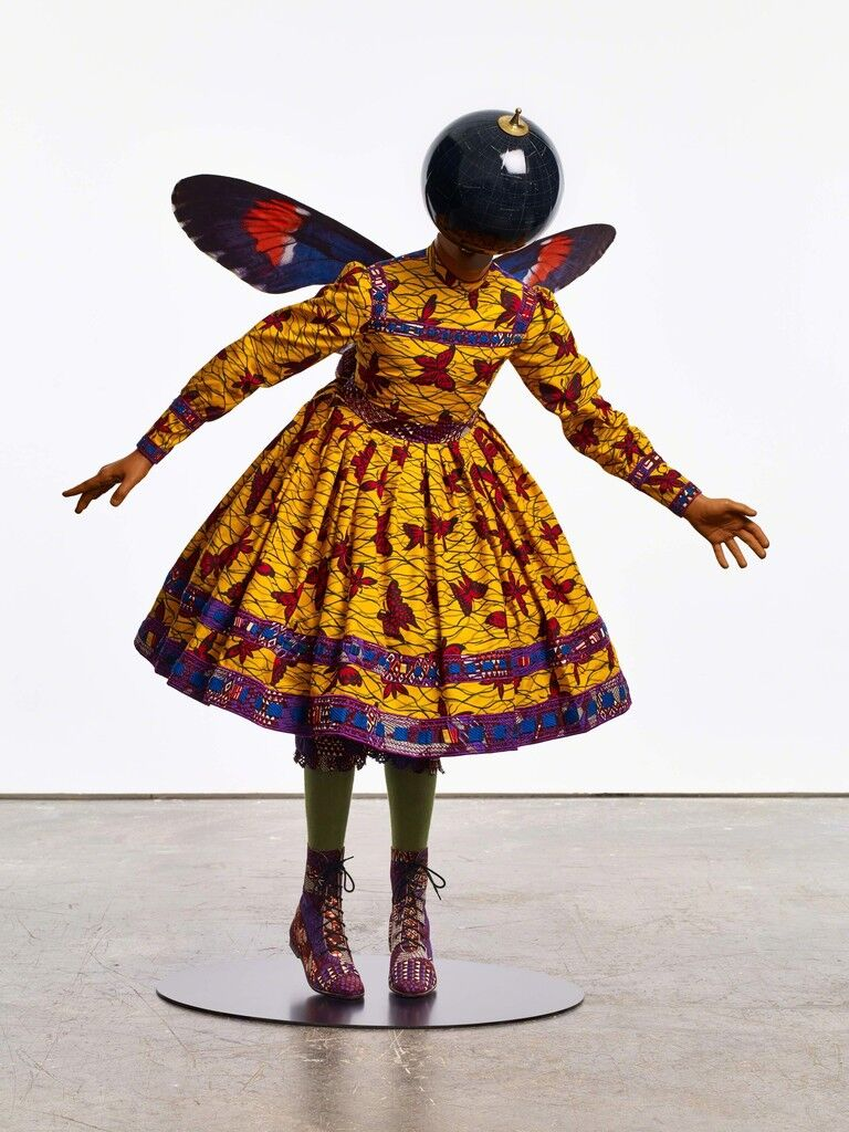 Butterfly Kid (girl)