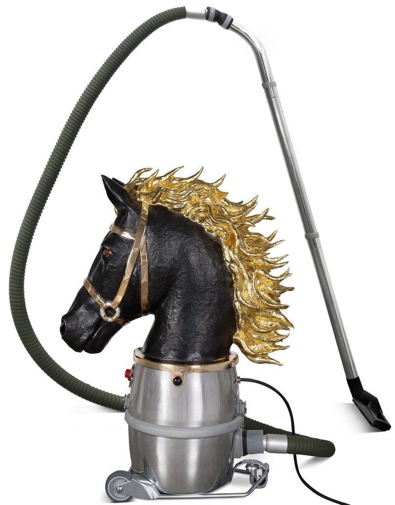 """Horse Bust"" (Chess Piece)"