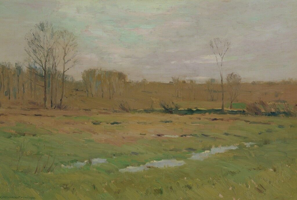 Later Winter Pasture