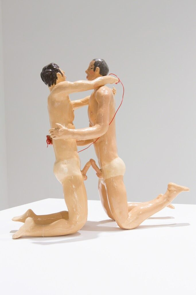 "Red String ""Lovers"""