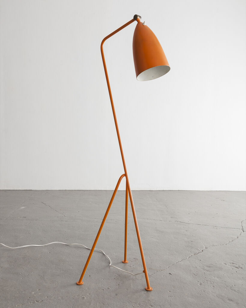 """""""Grasshopper"""" floor lamp"""