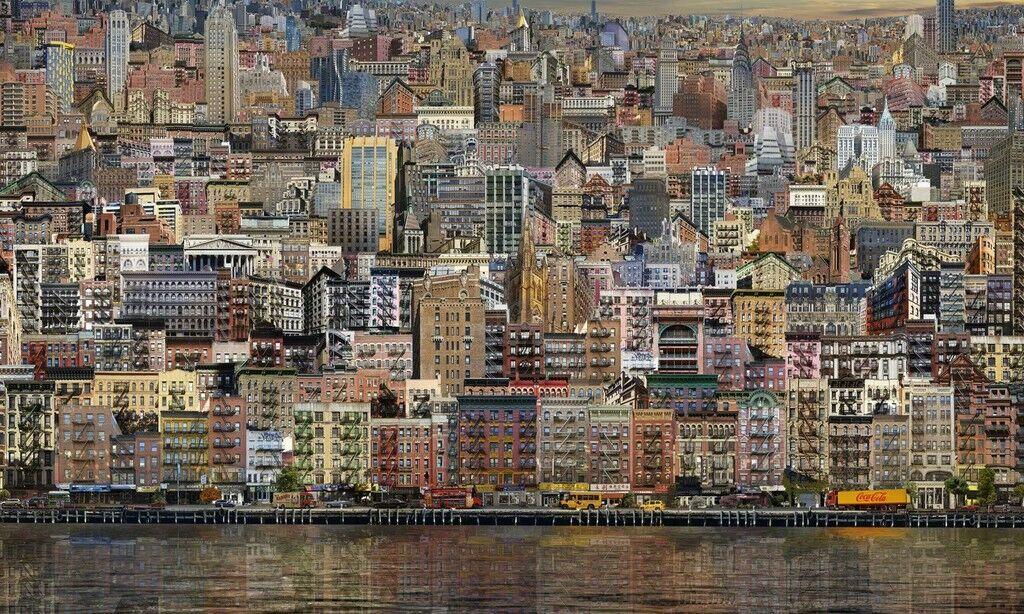 Lower East Side Veduta