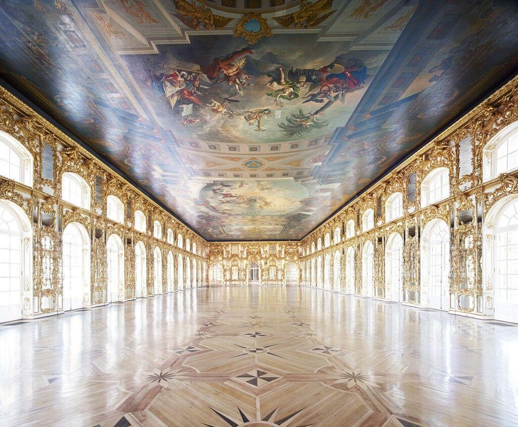 Catherine Palace Pushkin St. Petersburg III 2014