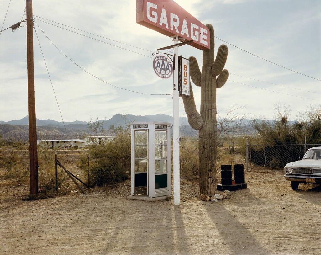 Wikieup, Arizona, December 14, 1976