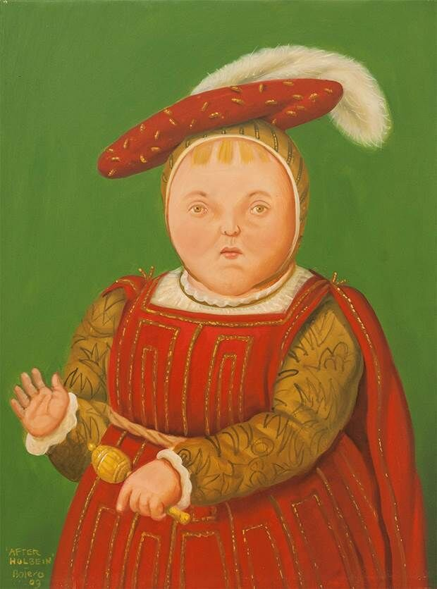 After Holbein