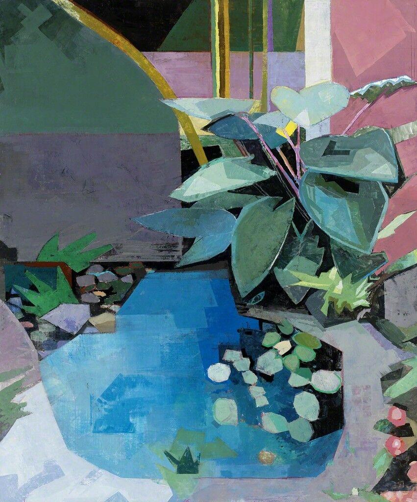 The Noble Blue Garden