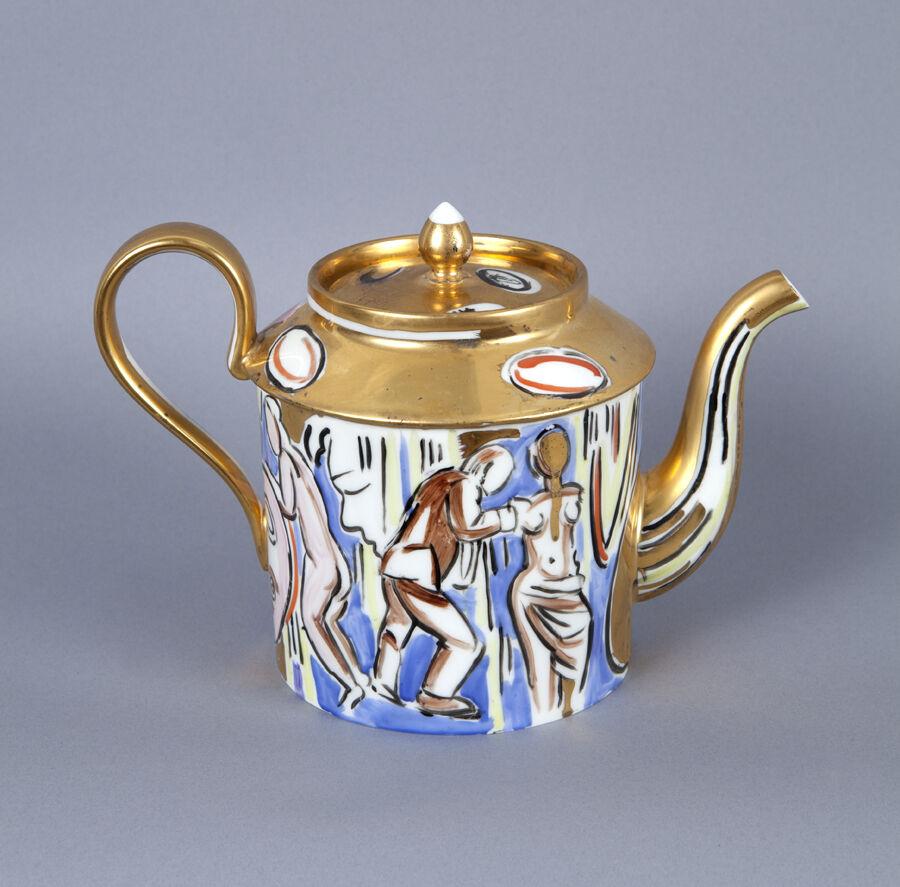 Untitled (Teapot) A la Manufacture de Sevres Series
