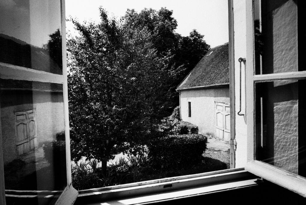 View from the Laboratory - Point de vue du Gras