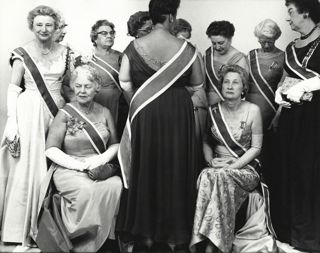 The Generals of the Daughters of the American Revolution, DAR Convention, Mayflower Hotel, Washington D.C.
