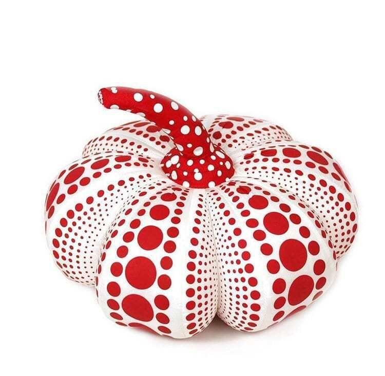 Pumpkin Plush Red (Small)