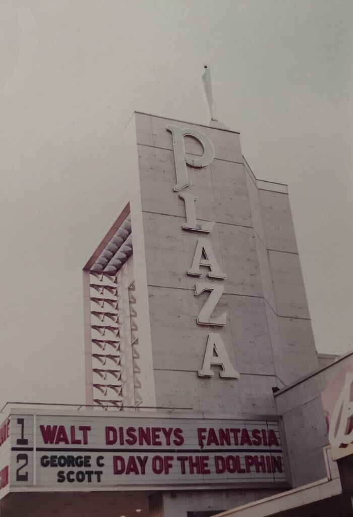 Plaza Theater Marquee, Memphis