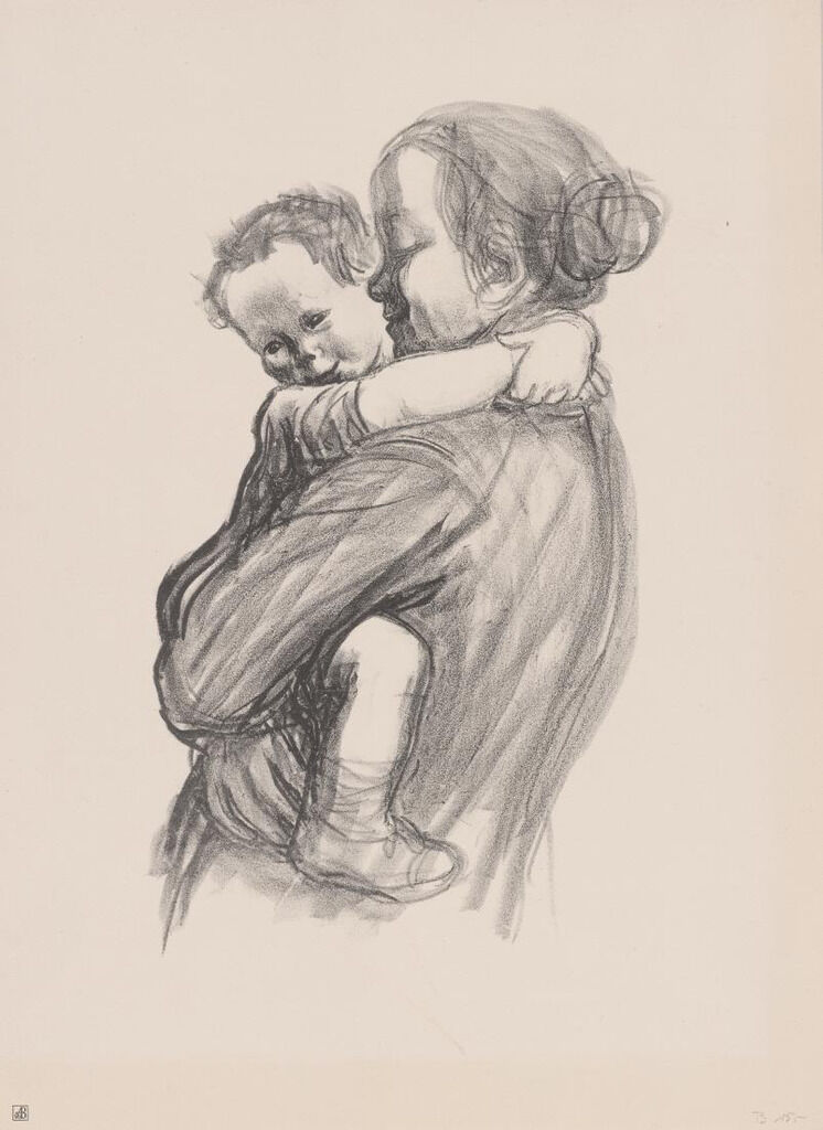 Mother with Boy