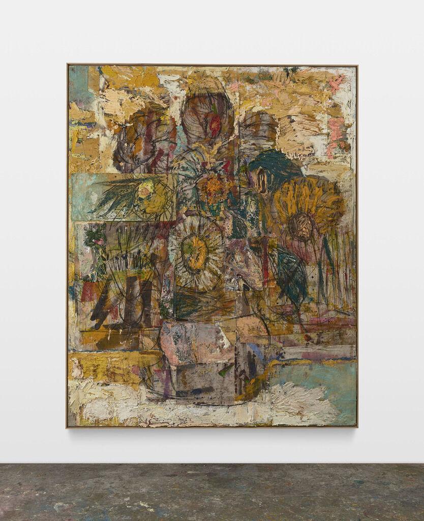 Flowers (after van Gogh)