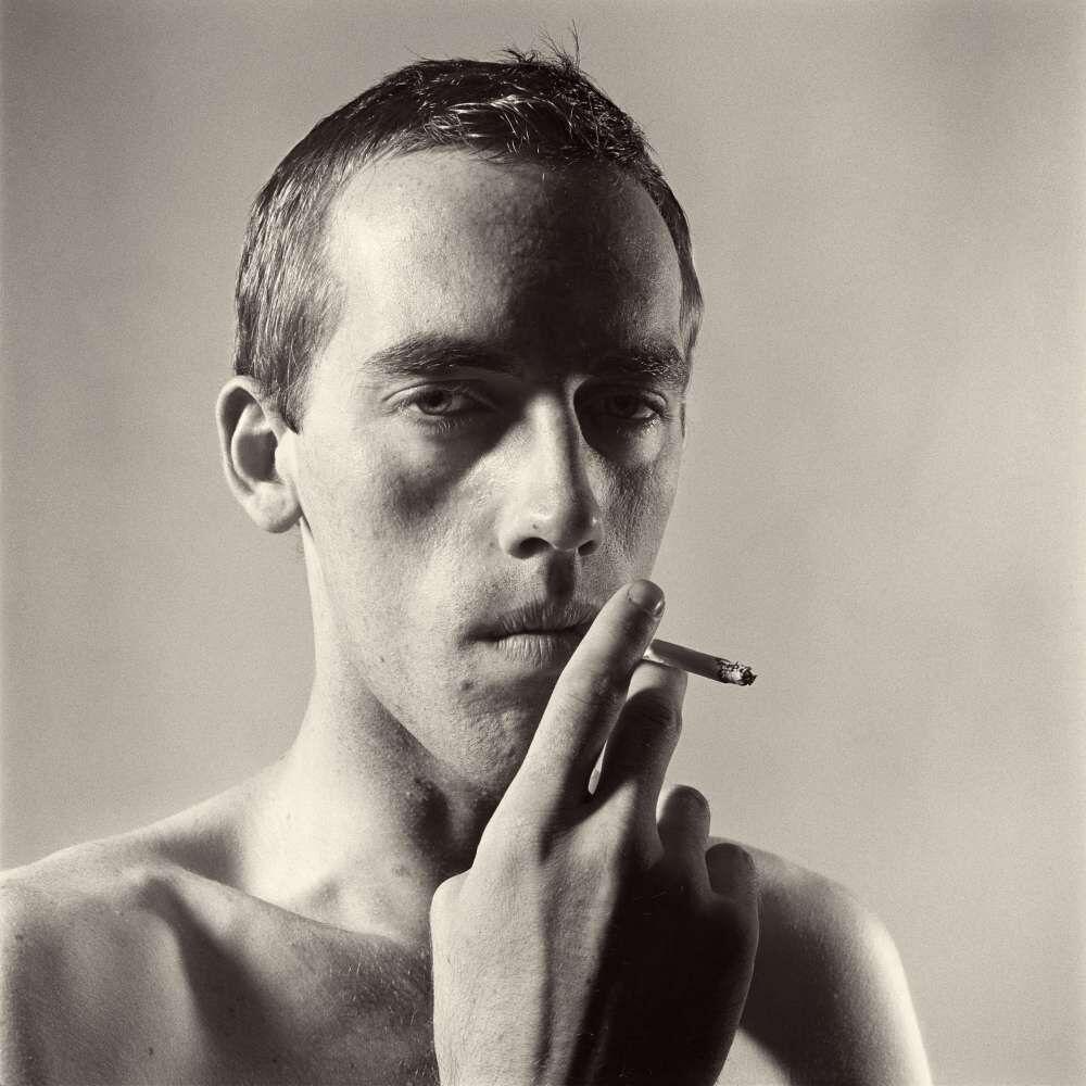 David Wojnarowicz Smoking