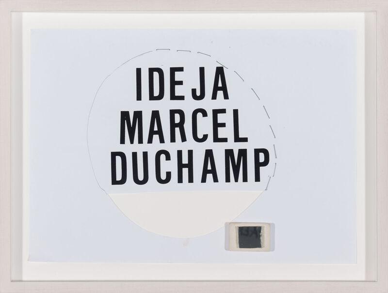 Idea M. Duchamp 1.