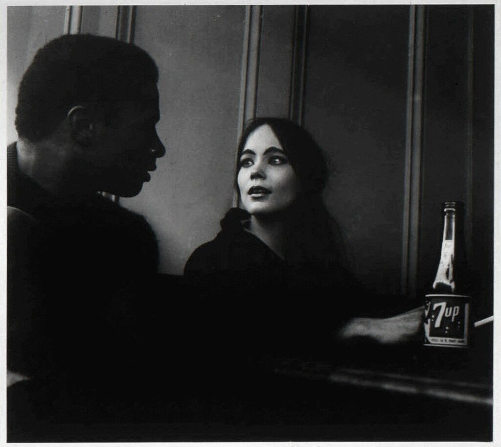 Coffee Gallery, San Francisco, 1960