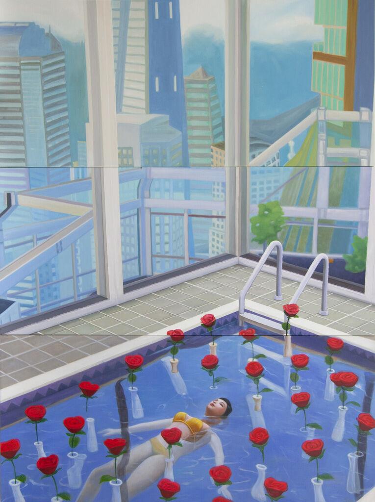 Home Sweet Home: Mak in Pool 1