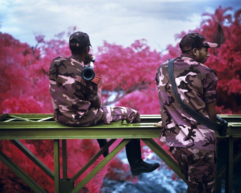 Peace Attack, Virunga National Park, North Kivu