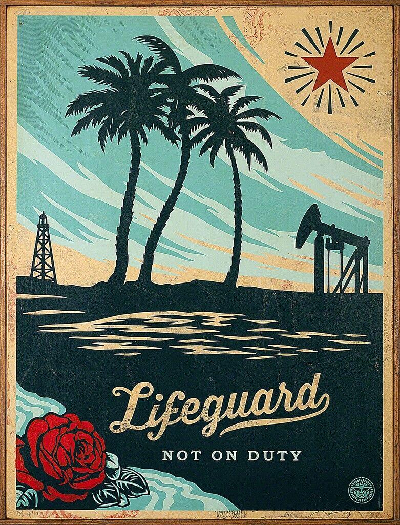 """Lifeguard Not on Duty"""