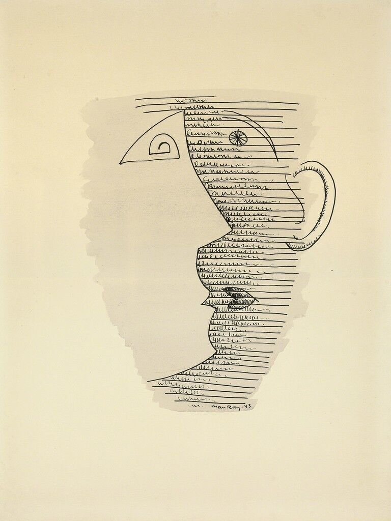 The Mug Drawing III