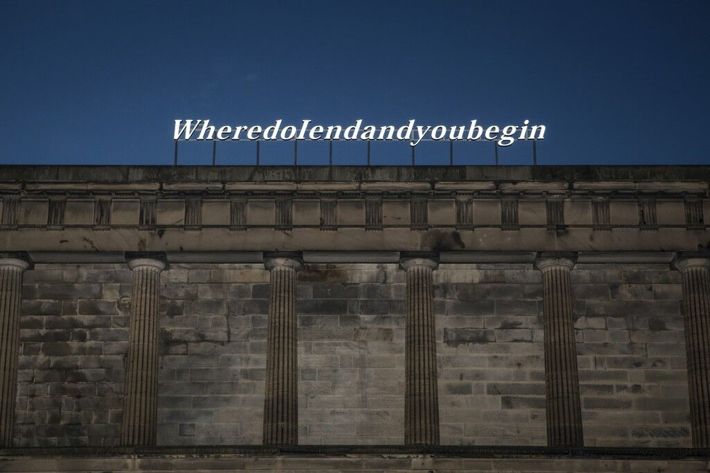 WheredoIendandyoubegin
