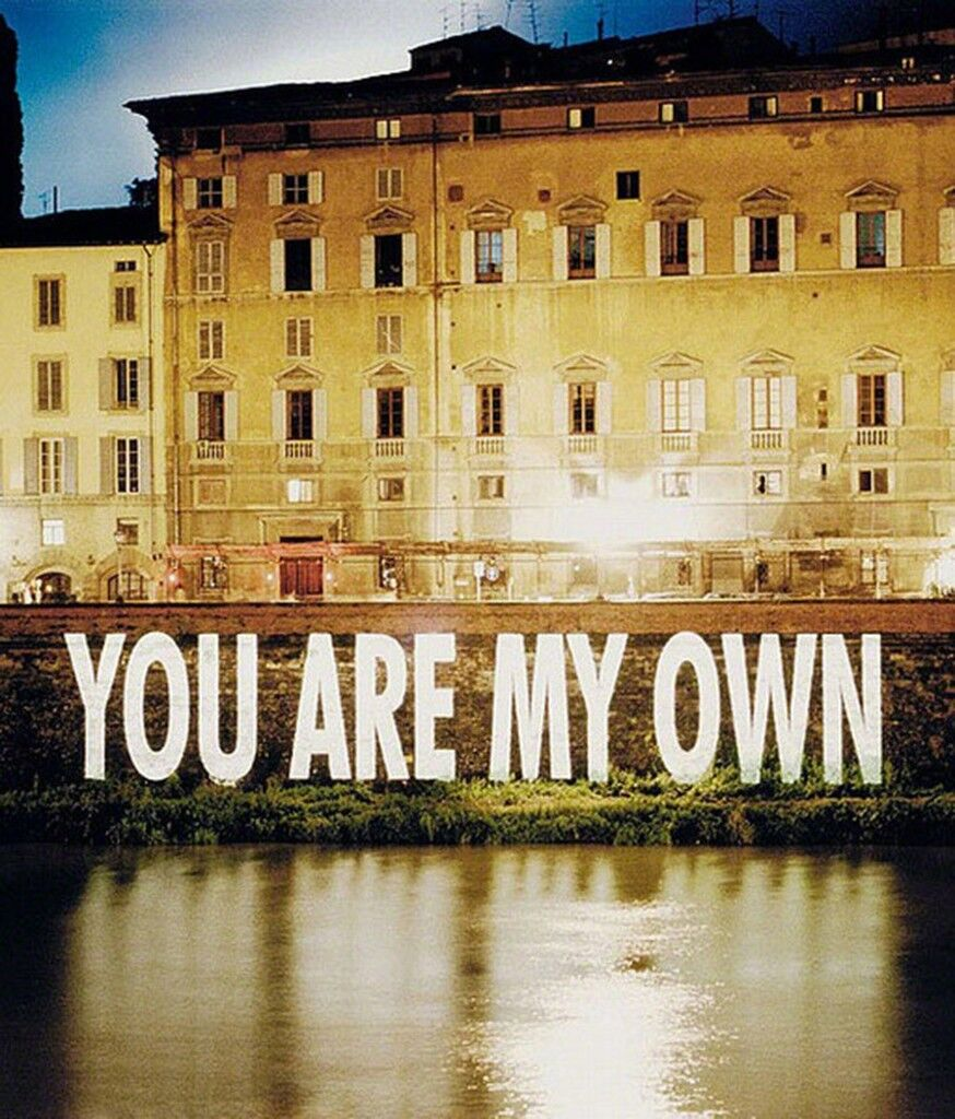 You Are My Own