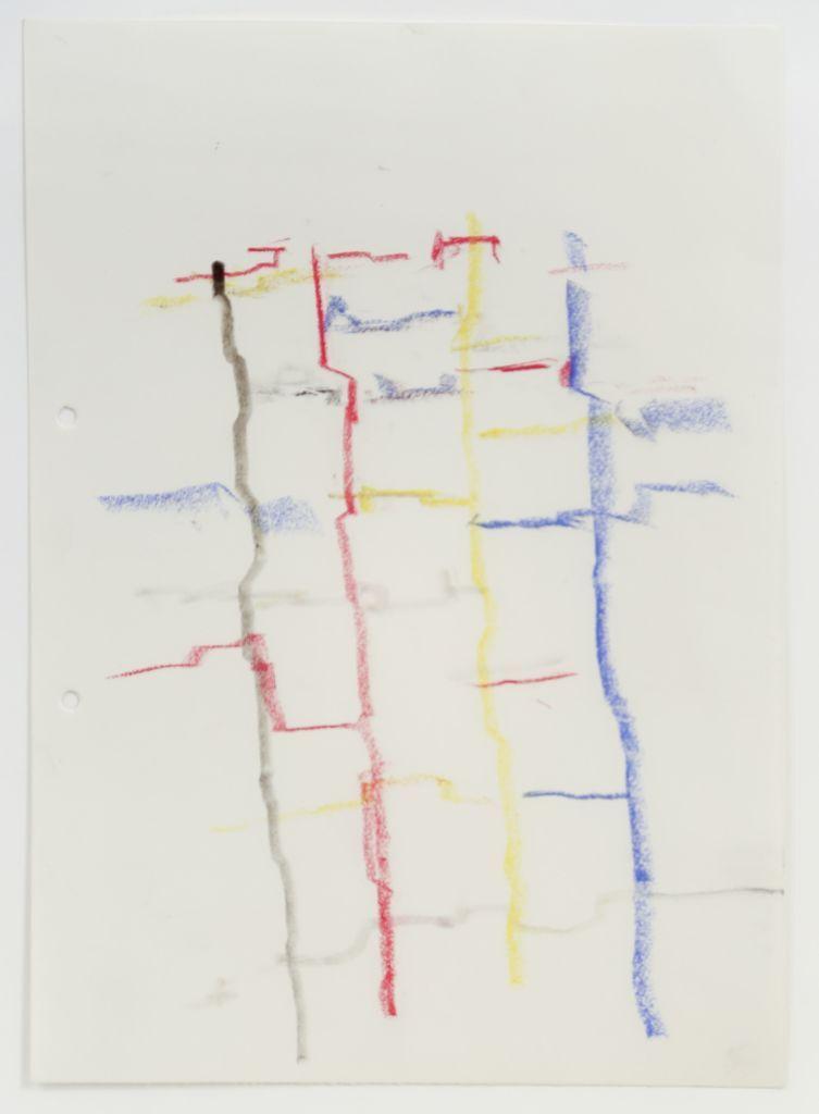 Zeichnung (Landschaft) [Drawing (Landscape)]