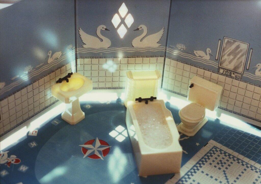 New Bathroom Plan