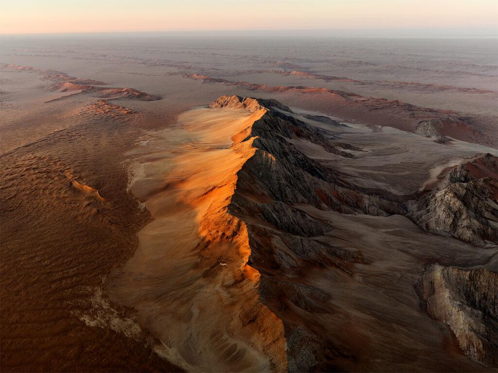 Sand Dunes #1, Sossusvlei, Namib Desert, Namibia