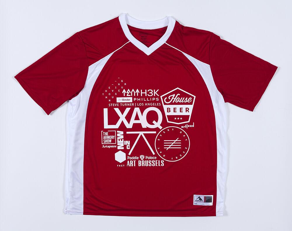YLH Jersey 1 (Red Team)