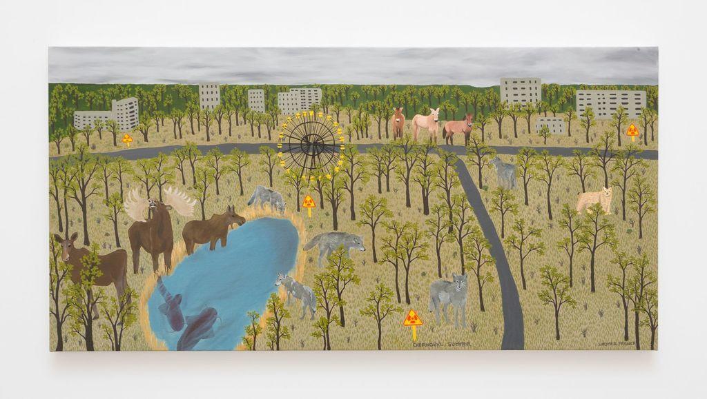 Chernobyl Summer