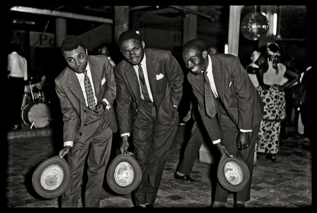 Les Nuits et les jours de Kinshasa (The Nights and The Days of Kinshasa)