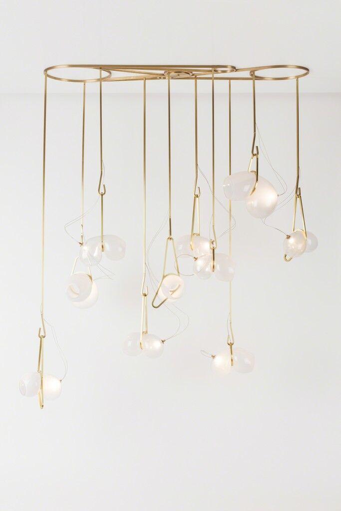 Catch ceiling lamp