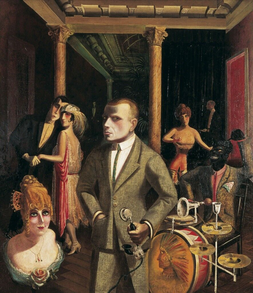 Why The Nazis Accused Otto Dix Of Plotting To Kill Hitler Artsy