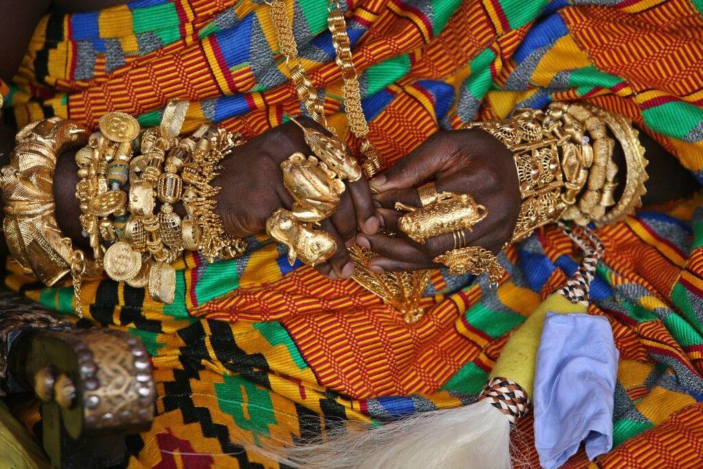 De money (Obuasi Chief)