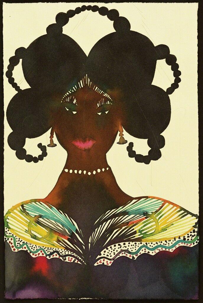Untitled (Afromuse)