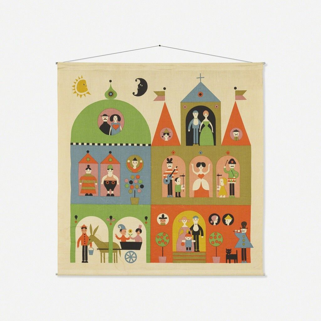 House wall-hanging
