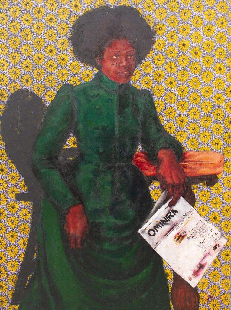 Àntí Àdùnní  (Victorian Lagos Series)