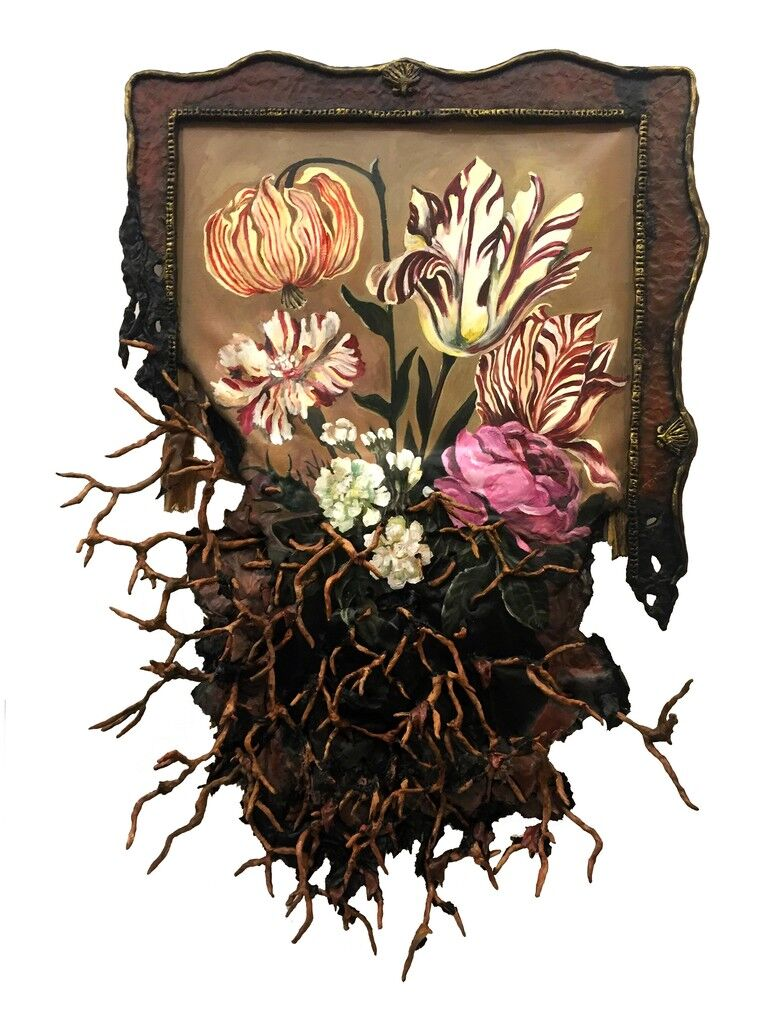 Flowers with Roots Elegy